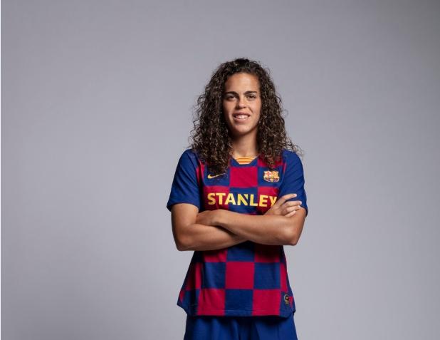 andrea tacón fc barcelona seleccion española futbol femenino