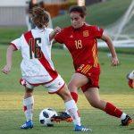 nerea vicente jugadora futbol femenino